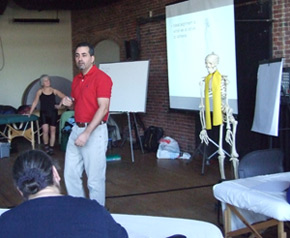manual therapy class